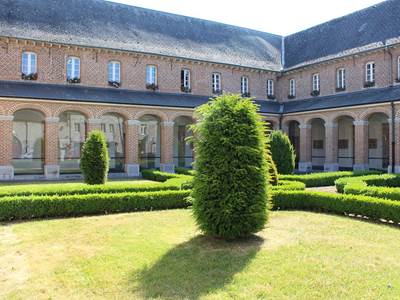 """The convent of the """"Récollectines"""""""