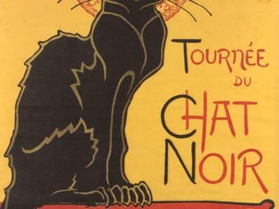 Le cabaret du chat noir: Entre marionnette et poésie