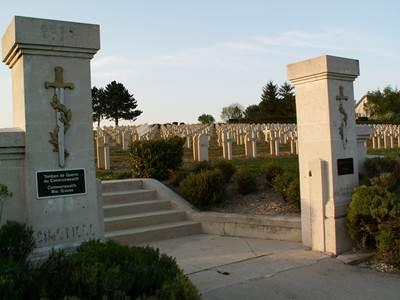 Cimetière militaire français