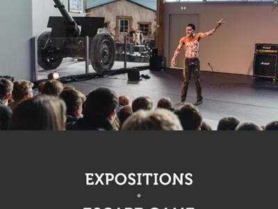 """Exposition """"Les Compagnons de la Libération Ardennais"""""""