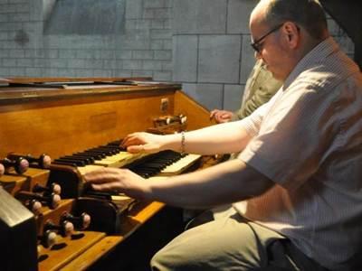 Inauguration des orgues de l'Eglise Saint-Michel de Signy L'Abbaye