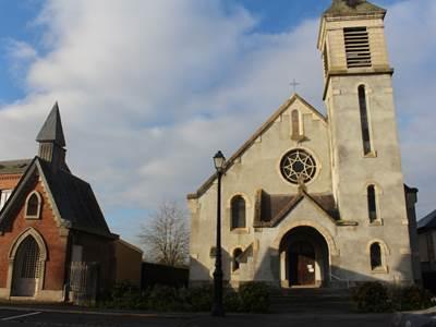 Chapelle de Bon Secours
