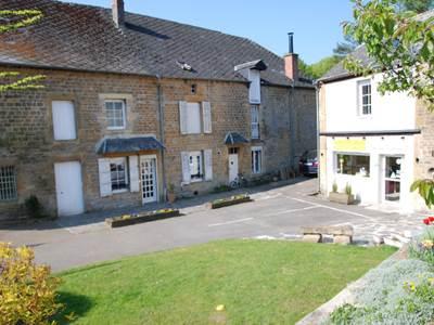 Chambre Zen le Vieux Moulin