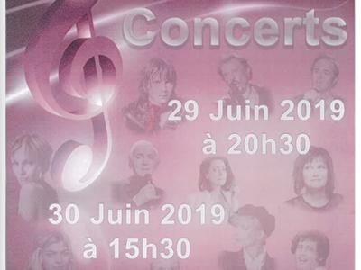 Concert Chantarden