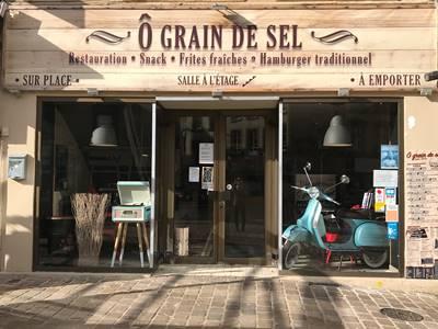 """Restaurant """"Ô Grain De Sel"""""""