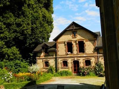 Gîte - Le Château de Remilly-Aillicourt