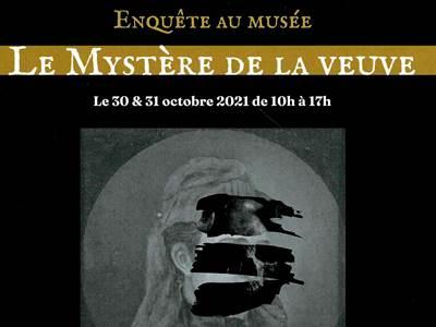 Enquête au Musée : Le mystère de la veuve