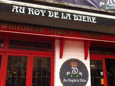 Au Roy de la Bière