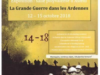 """Commémorations du Centenaire 14-18 """"Les derniers combats"""""""