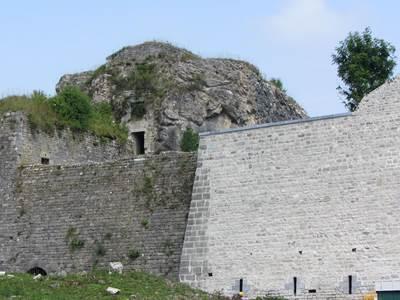 Visite guidée du Fort Condé