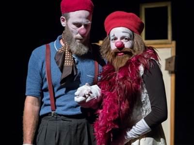 Théâtre : La femme à barbe