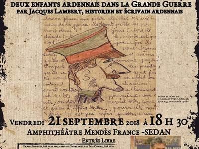 Conférence : Ernest Singevin et Yves Congar