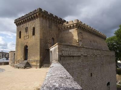 Visite guidée de Mézières, Tour du Roy et Basilique