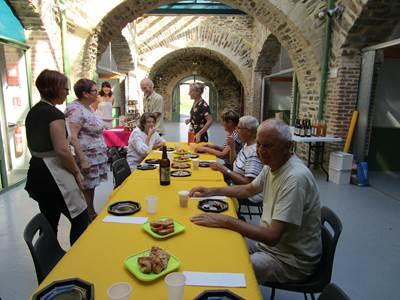 """Visite Gourmande """"Fêtes de la Gastronomie"""""""