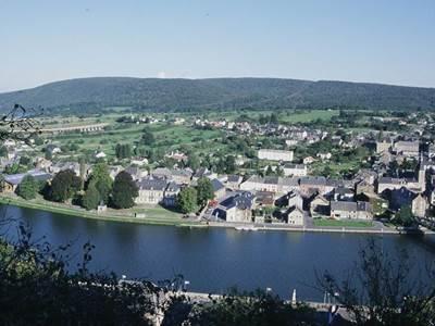 Het dorpje Vireux-Wallerand