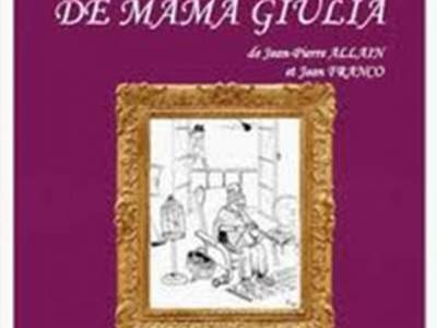 """Théâtre """"Le trésor de Mamma Giulia"""""""