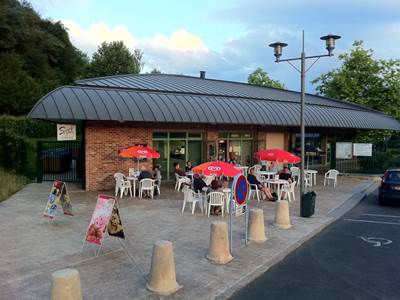 "Restaurant rapide ""Snack du Mont-Olympe"""