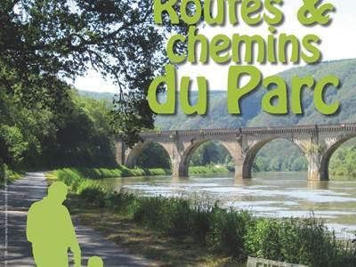 """Exposition """"Routes et chemins du Parc"""""""