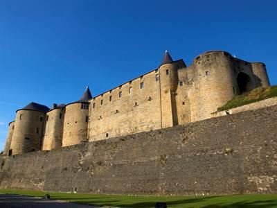 Journées du Patrimoine - Château Fort de Sedan