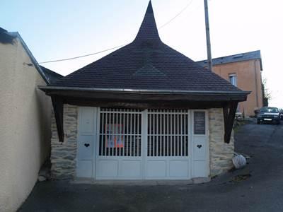 "Chapel ""Sainte-Barbe"""