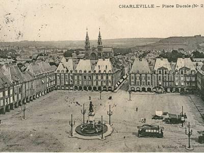 Visite guidée Ville d'Art et d'Histoire : Charleville Mémoire de Guerre