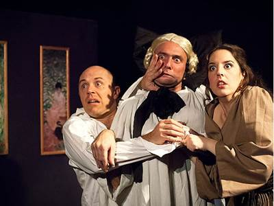 """Théâtre : """"À la folie Feydeau"""""""