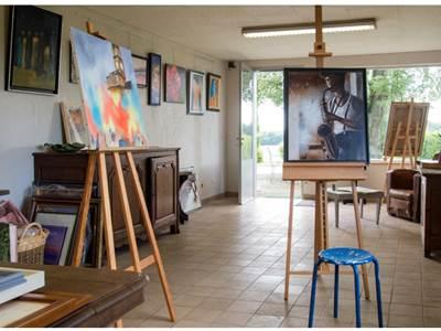 Visite de l'atelier La Belle Épine