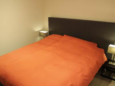 Chambre 1 chambre modulable soit 1 lit double avec surmatelas ou 2 lits simple