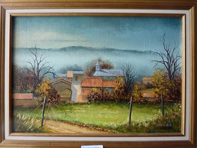 Journées du Patrimoine : Jean Achille Laurent, artiste-peintre