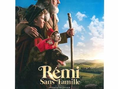 Cinéma : Rémi sans famille