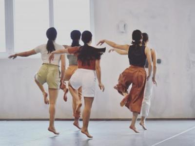 Annulation - Danse : La marche nébuleuse