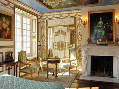 Chambre d'hôtes - Château de Montaubois - MONTEIL Jean-François