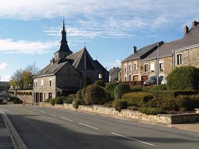 Village of Hargnies