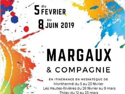 Exposition Margaux et Compagnie
