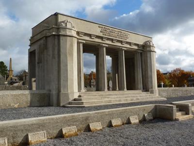 Visite : Le Cimetière Saint-Charles, d'une guerre à l'autre