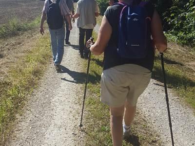 Randonnée à La Croix-Aux-Bois