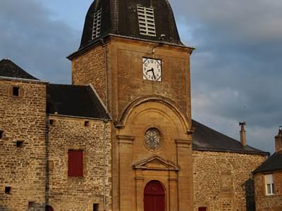 La Terre aux Pierres : Saint-Menges, Fleigneux