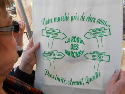 Marché de Producteurs de Pays de Mouzon