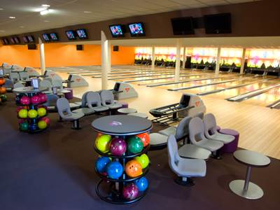 Central Park - Bowling - Billards - Jeux laser
