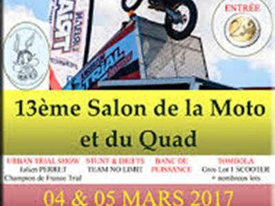 Salon de la moto et du quad