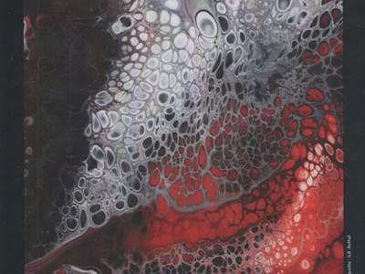 Exposition Acrylique fluide (pouring)