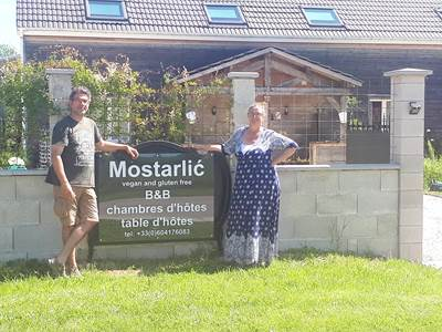 Mostarlic vegan and gluten free B&B