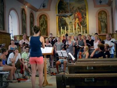 Concert les Voix du Landat