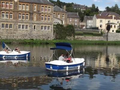 Les P'tits Bateaux - Location bateaux électriques
