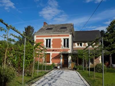 """Chambres d'hôtes """"C'est la Vie"""" - Neuville-lez-Beaulieu"""