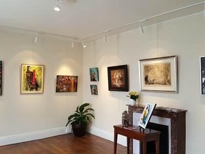 Galerie d'Art Stackl'r de Sedan
