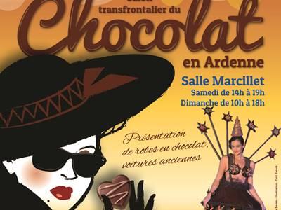 Salon du chocolat de Sedan