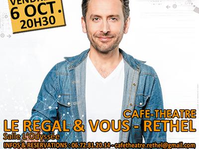 """Café théâtre Philippe Roche """"Ze voice's"""""""