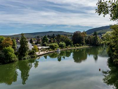 Excursion groupe : La Meuse entre patrimoine et nature