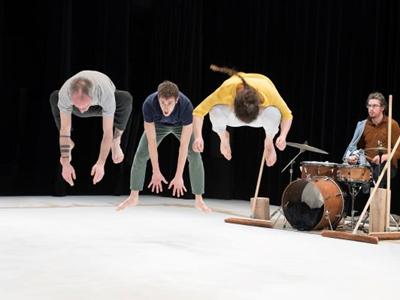 Episode Danse #4 / Danse et musique live